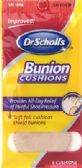 Wholesale Footwear Scholls Felt Bunion Cushions For Feet 6 ct