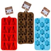 Wholesale Footwear Ice Cube Tray Tpr Christmas 3ast
