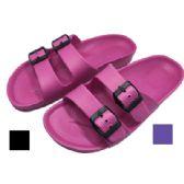 Wholesale Footwear EVA LADIES SANDAL SIZE 6 - 11 ON HANGER ASSORTED COLORS
