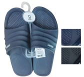 Wholesale Footwear MEN'S SLIDE SANDAL ASSORTED SIZES 8-12 AND COLORS
