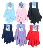 Wholesale Footwear Women's Fuzzy Gloves