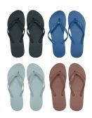 Wholesale Footwear Men's Flip Flops - Solid Colors